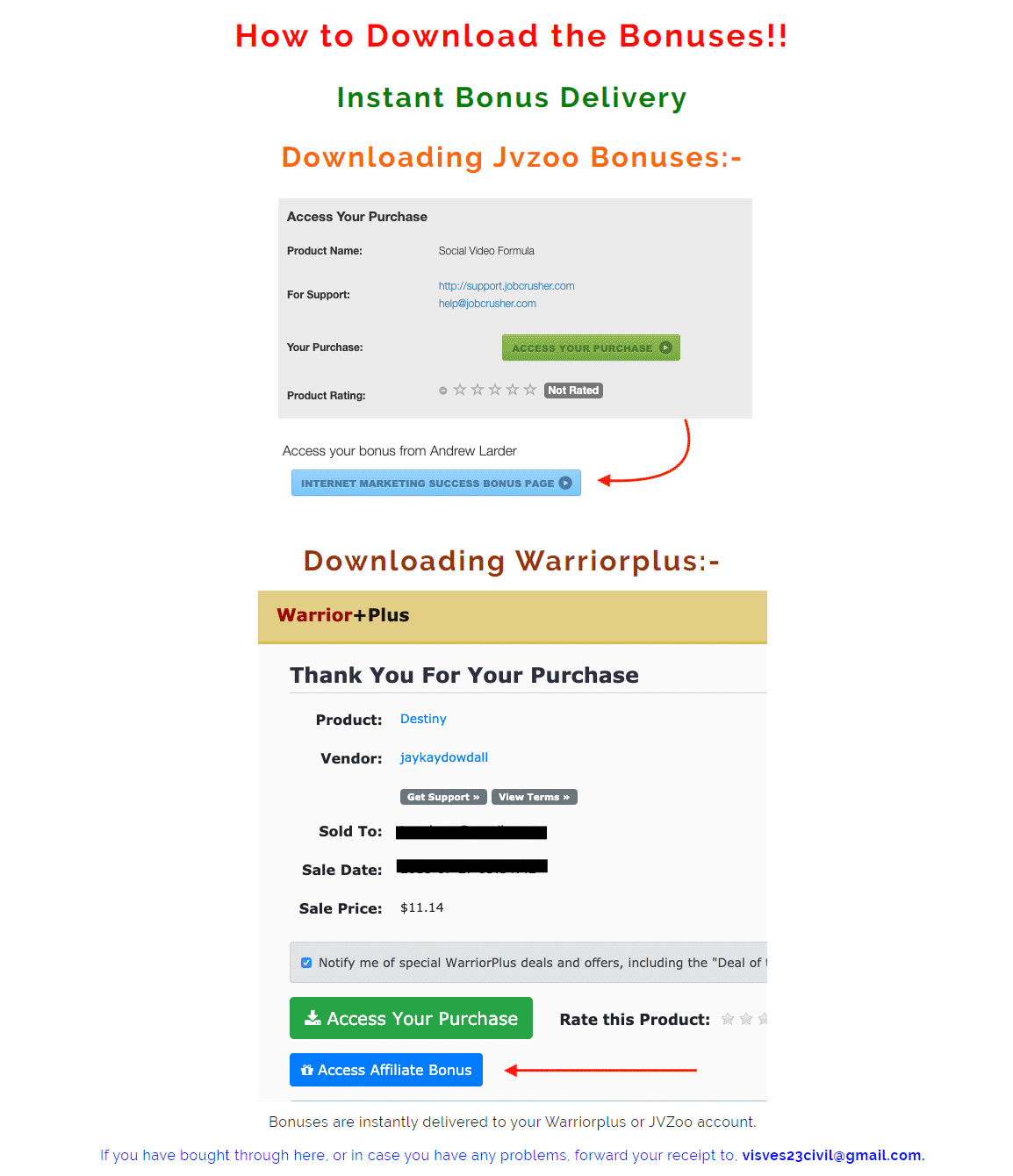 How To Get These Bonuses ImagePanda Review
